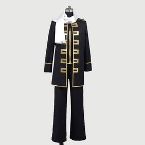 Gintama Shinsengumi Cosplay Costume