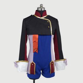 Macross Frontier KuranKuran Cosplay Costume