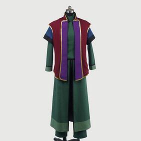 Gundam 00 A-LAWS Mister Bushido Cosplay Costume