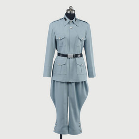 Axis Powers Hetalia Finland Cosplay Costume