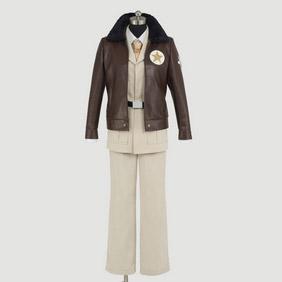 Axis Powers ヘタリア アメリカ軍服 コスプレ衣装