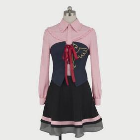 Umineko no Naku Koro ni Ushiromiya Maria Cosplay Costume
