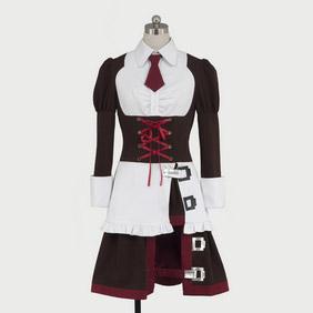 Umineko no Naku Koro ni Syanon Cosplay Costume