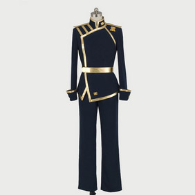 07-GHOST Mikage/Teito School Uniform Cosplay Costume