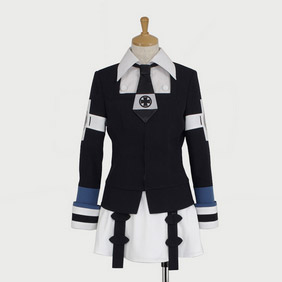 Asurakurain FeMale Uniform Cosplay Costume