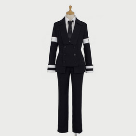 Asurakurain Male Uniform Cosplay Costume