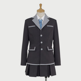 Hiiro no kakera4 School Uniform FeMale Cosplay Costume