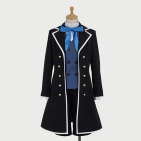 Black Butler Kuroshitsuji Ciel Phantomhive Back Cosplay Costume