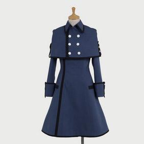 Black Butler Kuroshitsuji Ciel Phantomhive Episode 22 Cosplay Costume