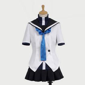 即納◆ けんぷファー 美嶋紅音(みしま あかね) 女子制服 コスプレ衣装 女性Sサイズ