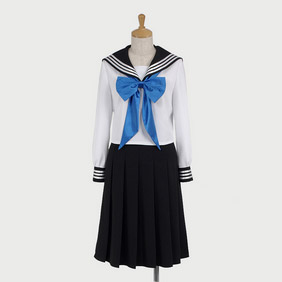 Natsunoarashi Uniform Cosplay Costume