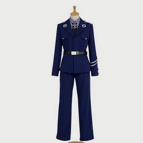 Axis Powers ヘタリア プロイセン コスプレ衣装