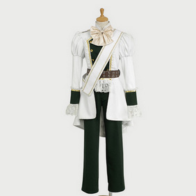 Axis Powers Hetalia Hungary War of the Austrian Succession Uniform Cosplay Costume