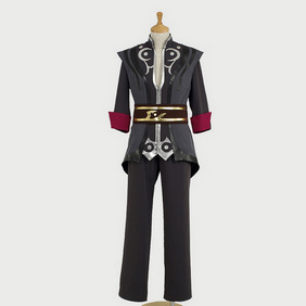 Tales of Vesperia Yuri Lowell NEW VERSION Cosplay Costume