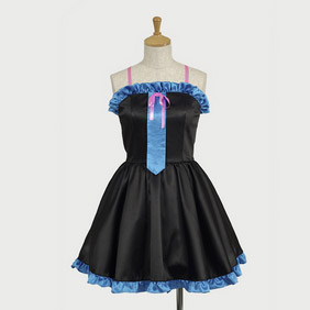 VOCALOID Hatsune Miku Palette World Breakdown Cosplay Costume