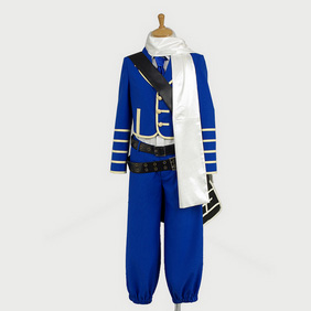 Tegami Bachi Letter Bee Lag Cosplay Costume
