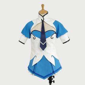 Kiddy Grade Ascoeur Cosplay Costume