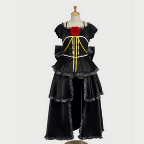 VOCALOID2 IMITATION Black Kagamine Len Cosplay Costume