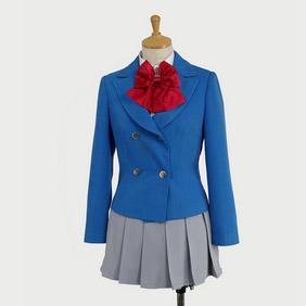Hakuouki SSL Chizuru Yukimura Cosplay Costume
