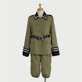 Soranowoto Kanata Military Uniform Cosplay Costume