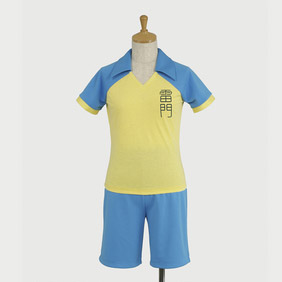 Inazuma Raimon Junior High School Endo mamoru, Shiro Fubuki,Yuto Kido  Uniform Cosplay Costume