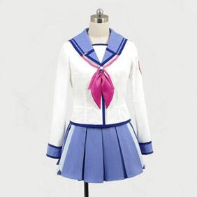 Angel Beats! SSS制服 ゆり/関根/入江/ひさ子/遊佐 コスプレ衣装