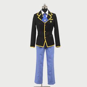 Baka to Test to Shokanju Akihisa Yoshii Male Uniform Cosplay Costume
