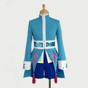 Tales of Rebirth Mao Cosplay Costume