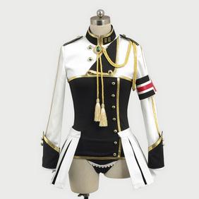 Umineko no Naku Koro ni Shiesuta00 Cosplay Costume