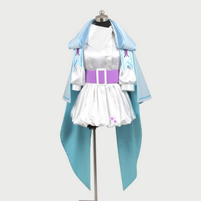 Macross Frontier Shery White Rabbit Cosplay Costume