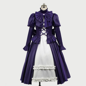 Dance In The Vampire Bund Mina Cosplay Costume