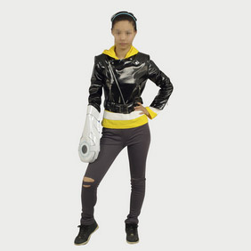 HEROMAN Joey Cosplay Costume