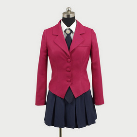 Dance In The Vampire Bund FeMale Uniform Cosplay Costume