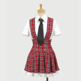 Gakuen hetalia FeMale Uniform summer Cosplay Costume