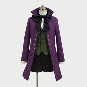 黒執事II アロイス·トランシー コスプレ衣装