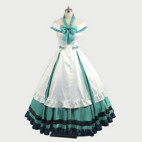 VOCALOID2 Hatsune Miku 『Alice』Hatsune Miku Cosplay Costume