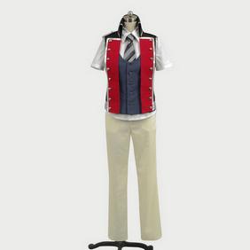 Kiniro no Koruda Tougane Chiaki Cosplay Costume