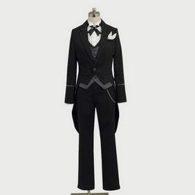 Black Butler Kuroshitsuji 2 Claude Faustus Cosplay Costume