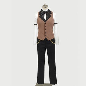 Black Butler Kuroshitsuji 2  Thompson、Timberー、Canterbury Cosplay Costume