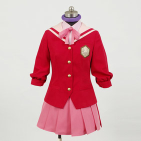 The World God Only Knows FeMale Uniform Cosplay Costume