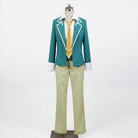 Star Driver Male Uniform bonda jyoun gouda tetsuya Cosplay Costume