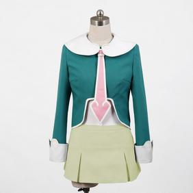 Star Driver FeMale Uniform agemaki wako Cosplay Costume
