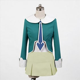 Star Driver FeMale Uniform endou sarina Cosplay Costume