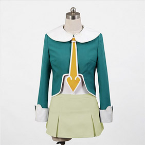 Star Driver FeMale Uniform sugatame taiga Cosplay Costume