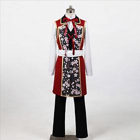即納◆ 薄桜鬼 新選組奇譚 雪村千鶴 コスプレ衣装 女性Lサイズ