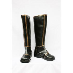 Sengouku musou3 Date masamune PU Leather Cosplay Boots