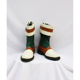 THE LEGEND OF HEROES SORA NO KISEKI Maximilian Seed PU Leather Cosplay Shoes