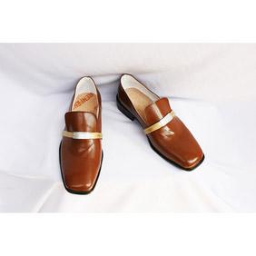 THE LEGEND OF HEROES SORA NO KISEKI Walter Cosplay PU Leather Shoes