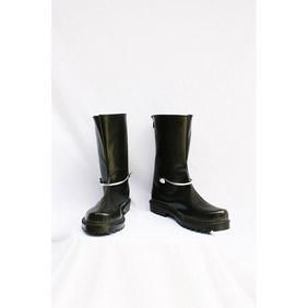 THE LEGEND OF HEROES SORA NO KISEKI George Weissman PU Leather Cosplay Shoes