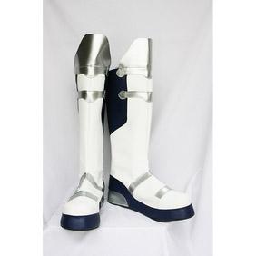 Castlevania Kurusu Soma PU Leather Cosplay Boots